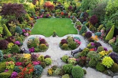 Thăm khu vườn tuyệt đẹp ở Anh   ảnh 7
